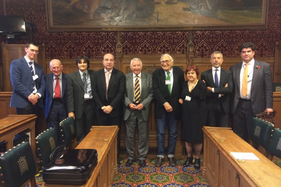 "The written proceedings of the Conference ""Rule of Law vs Reason of State"" presented at Westminster"