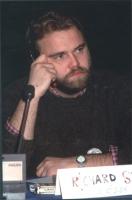 ritratto di Richard Stockar (rappresentante dei radicali cecoslovacchi)