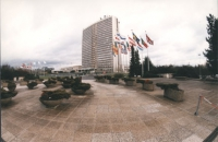 bella foto dell'esterno del Parlamento Europeo. Ottima 1705bis