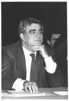 Agostino Marianetti (PSI) al 3° Congresso italiano del PR.  (BN)