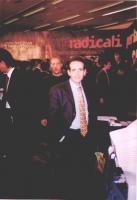 Diego Sabatinelli, all'Assemblea dei Mille.