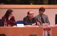 Giornata internazionale contro le mutilazioni genitali femminili.  Anna Diamantopoulou (commissaria europea), Antonio Vitorino (commissario europeo),