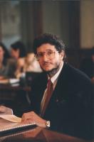 riratto di Claudio Minelli (assessore attività produttive del Comune di Roma)