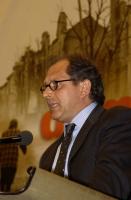 Marino Busdachin, al 38° Congresso del PR.