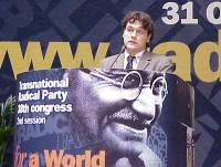 38° Congresso, II sessione. Matteo Mecacci.