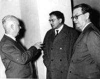 Leopoldo Piccardi, Boneschi, Paolo Serini.