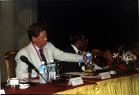 Gianfranco Dell'Alba alla EXPERTS CONFERENCE ON THE INTERNATIONAL CRIMINAL COURT IN SOUTHEAST ASIA AND THE PACIFIC