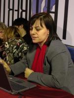 Marisa Jaconi (Biologa cellulare, Dipartimento di Geriatria, Università di Ginevra, Svizzera) interviene al  Secondo Congresso dell'Associazione Luca