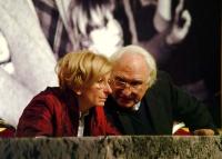Emma Bonino e Marco Pannella al 6° Congresso italiano del PR.
