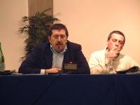 Rino Spampanato e Paolo Chiarelli